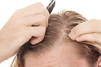 Das krumme Horn die Behandlung des Haares