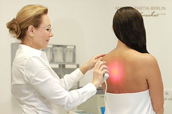 Softlasertherapie in Berlin