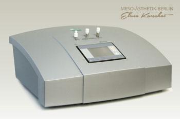 Mesotherapie mit Ozon-Sauerstoff